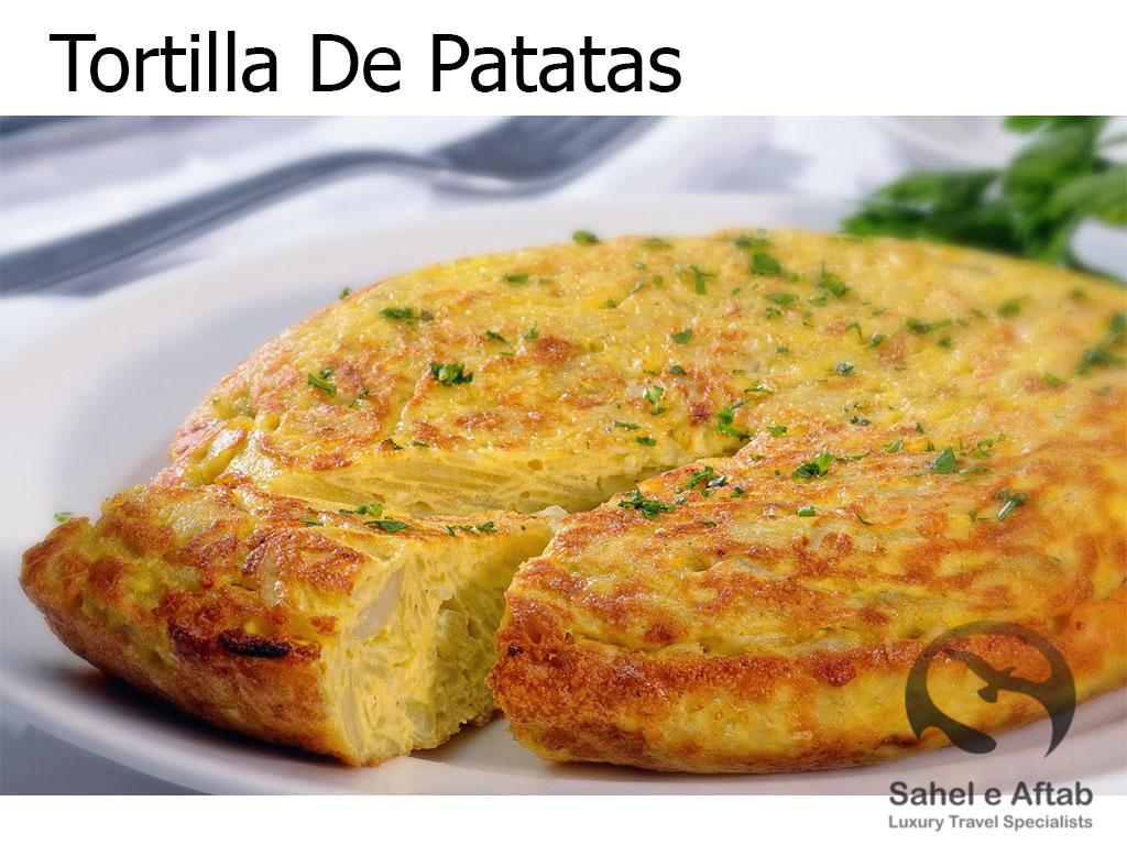 تورتیلا-ده-پاتاتاس