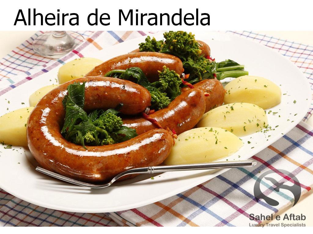 Alheira-de-Mirandela