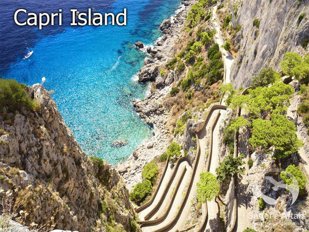 Capri-Island