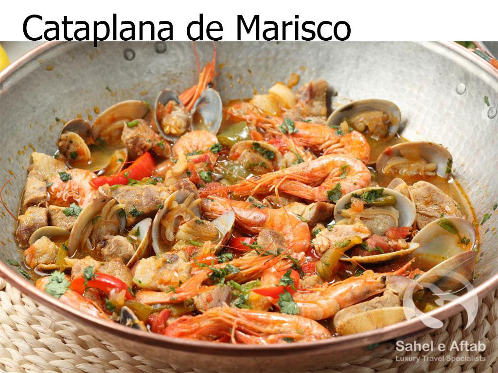 Cataplana-de-Marisco