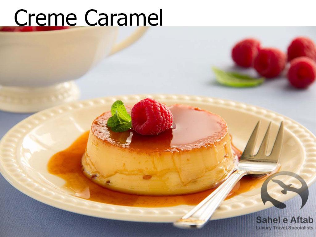 Creme-Caramel