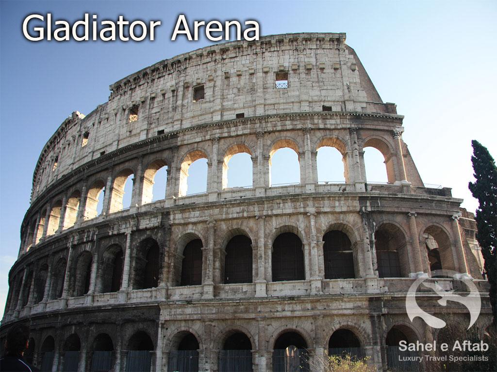 Gladiator-Arena