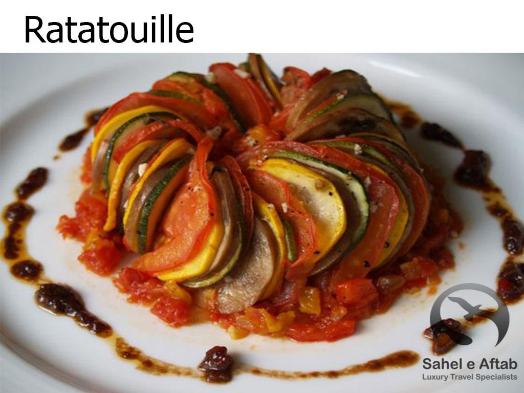 Ratatouille-Française