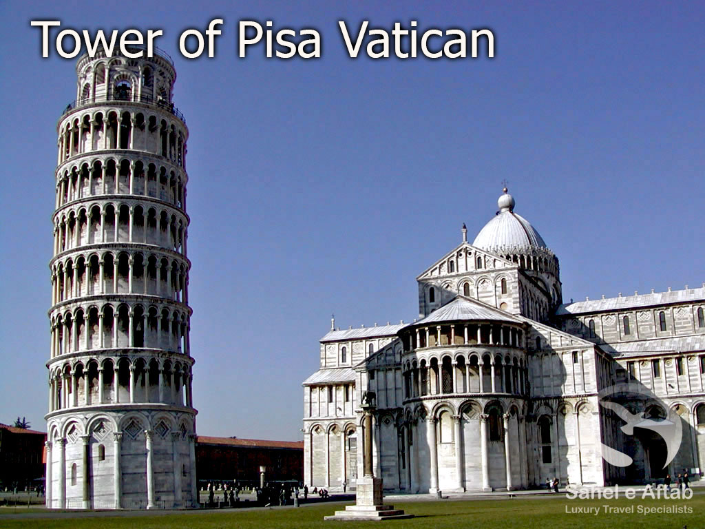 Tower-of-Pisa-Vatican