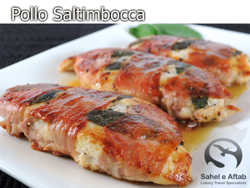 pollo-Saltimbocca