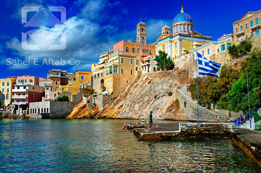 01راه های اقامت در یونان