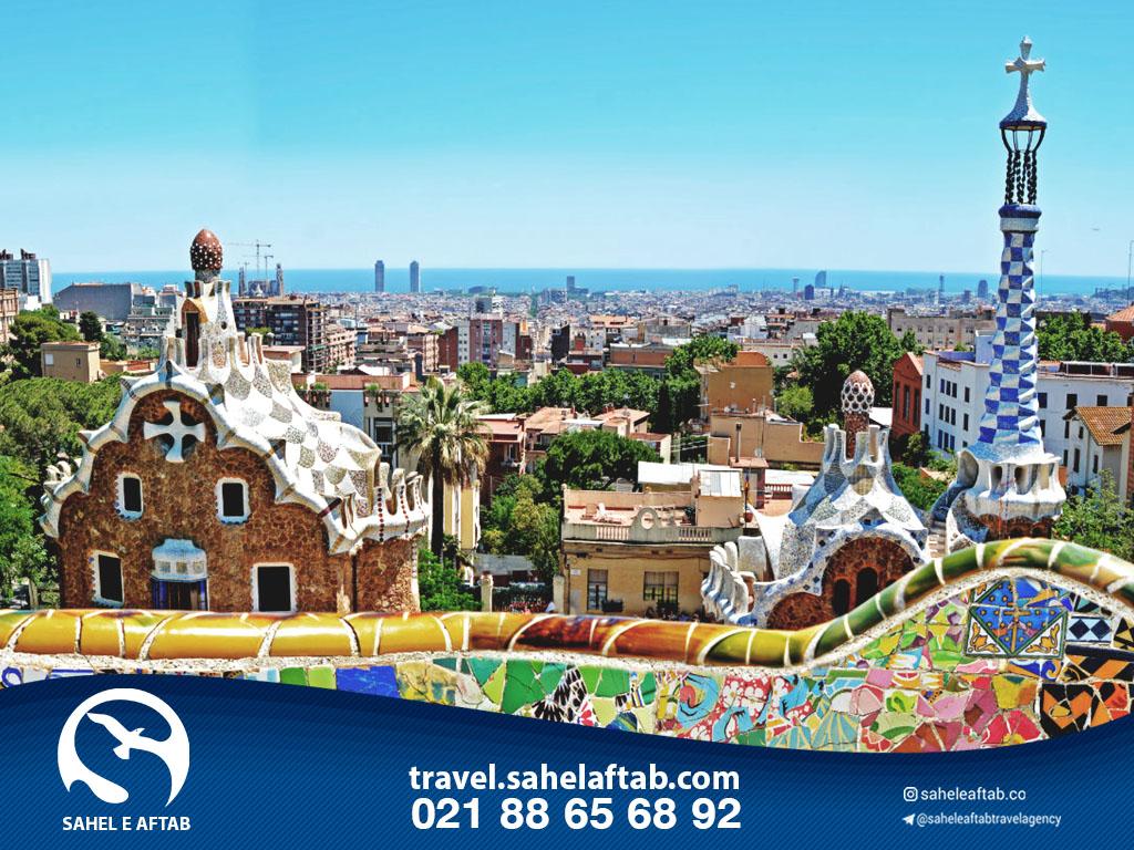 اسپانیا 5 روزه آفر
