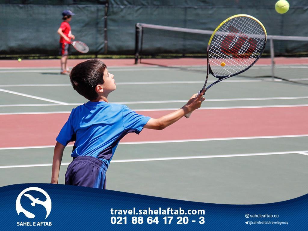 تراول تنیس