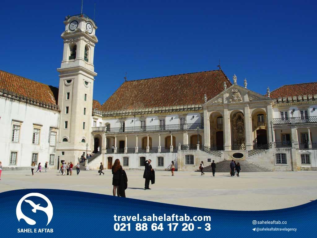 دانشگاه های برتر پرتغال