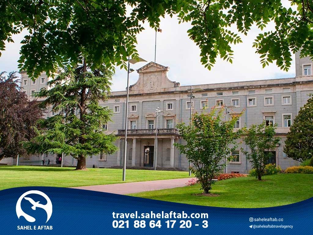 دانشگاه اسپانیا