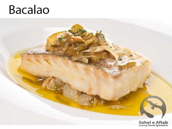 غذا اسپانیا