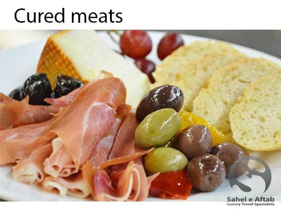 غذاهای اسپانیا