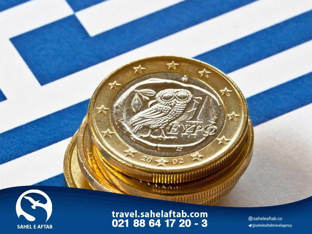 تمکن مالی یونان