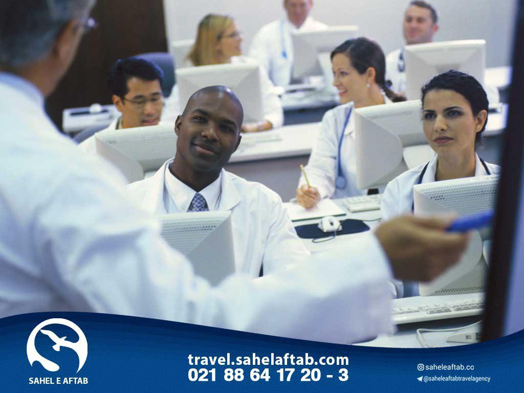 ادامه تحصیل در دوره پزشکی در یونان