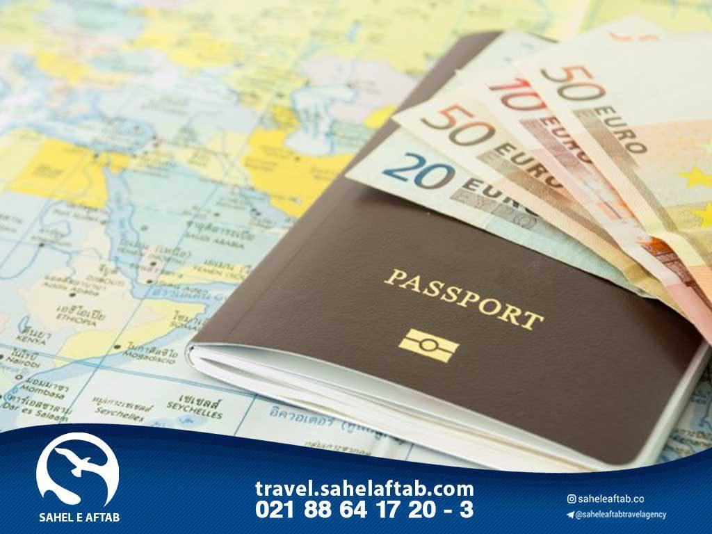 مراحل اخذ ویزا یونان با تمکن مالی