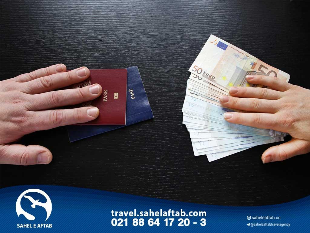 اقامت تمکن مالی پرتغال