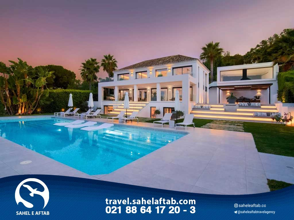 خرید خانه در اسپانیا